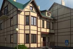 Рядом с Aurinko Бор расположен Малоэтажный жилой комплекс Светлогорье (Таунхаусы)