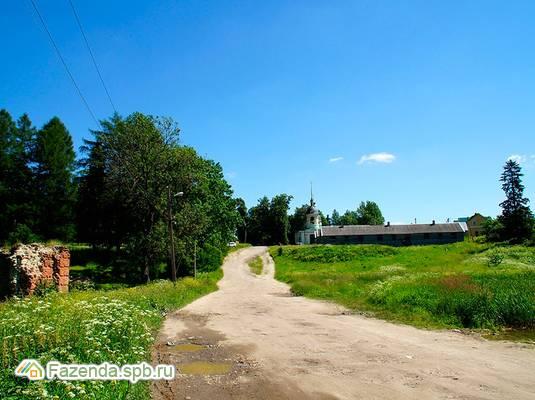 Коттеджный поселок  Усадьба Миниха, Ломоносовский район.