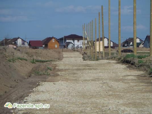 Коттеджный поселок  Ропшинские Ключи, Ломоносовский район.