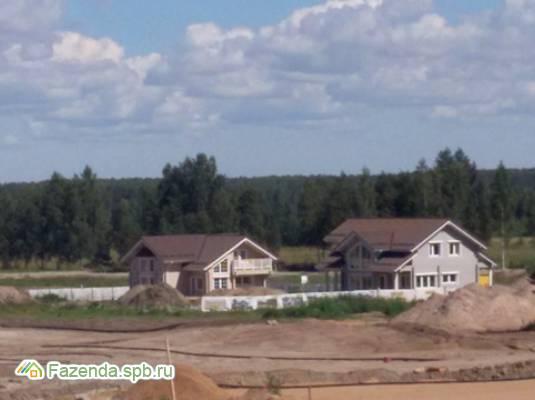 Коттеджный поселок  Земляничные поляны, Ломоносовский район.