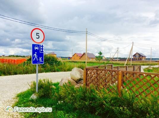Коттеджный поселок  Оржицы, Ломоносовский район.