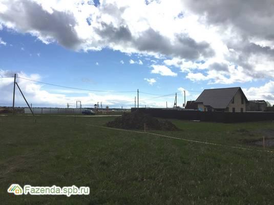 Коттеджный поселок  Южная горка, Ломоносовский район.