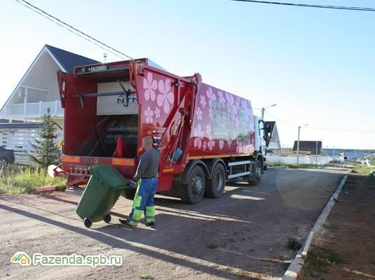 Коттеджный поселок  Сергиевское, Ломоносовский район.