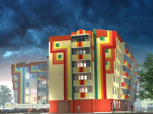 Малоэтажный жилой комплекс Жар-Птица, Всеволожский район.