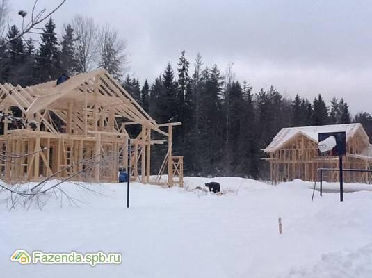 Коттеджный поселок  Ближний хутор, Выборгский район.