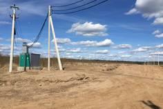 Рядом с Новый дом в Луге расположен Коттеджный поселок  Лужское – Нелаи