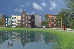 Коттеджный поселок Бельгийский квартал от компании ТАЙМС