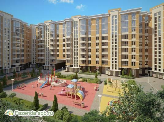 Жилой комплекс Ломоносовъ, Петродворцовый СПб.