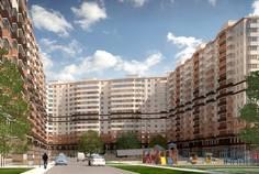 Рядом с VITAMIN расположен Жилой комплекс Ласточка