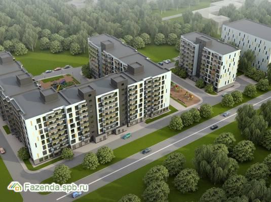 Жилой комплекс Барская усадьба, Всеволожский район.