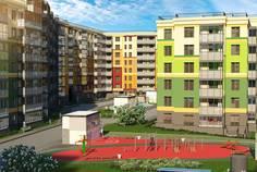 Рядом с Ново-Сергиево расположен Жилой комплекс Клены