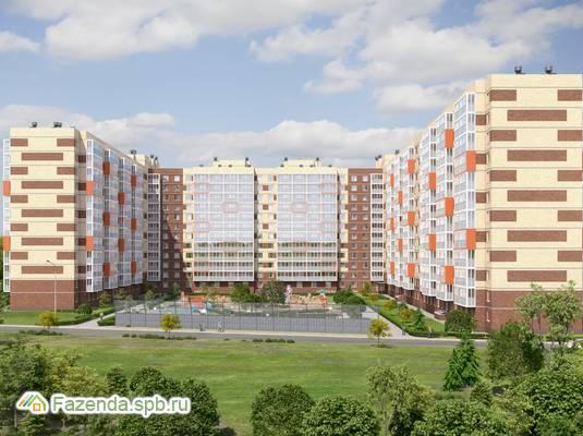 Жилой комплекс Мурино 2017, Всеволожский район.