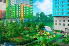 Коттеджный поселок Парнас /Моя стихия/ от компании О2 Development