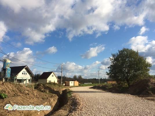 Коттеджный поселок  Речное, Кингисеппский район.