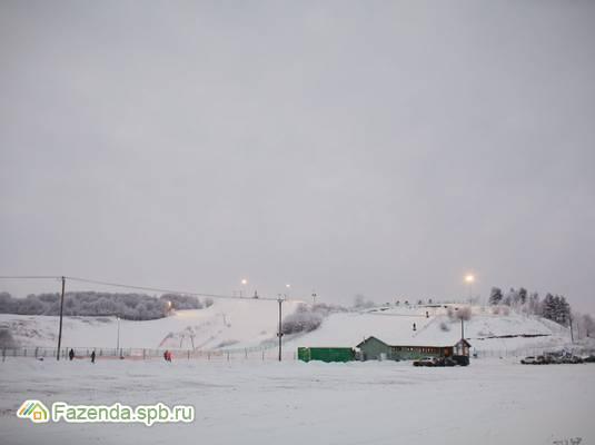 Коттеджный поселок  Удачный, Ломоносовский район.