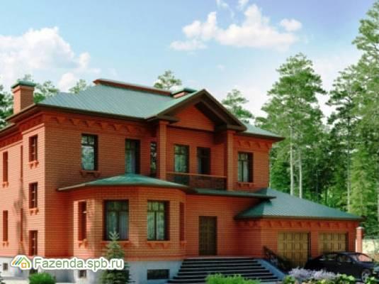 Коттеджный поселок  Новая Аврора, Ломоносовский район.