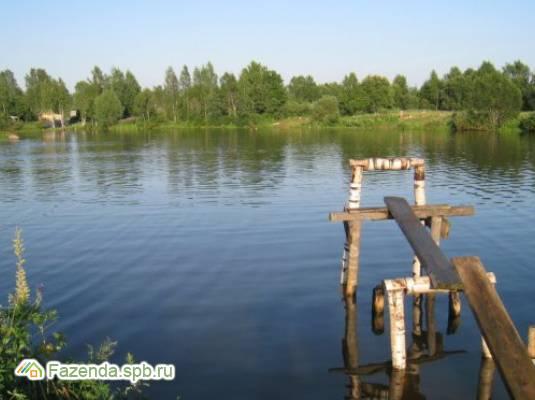 Коттеджный поселок  Никольское, Всеволожский район. Актуальное фото.