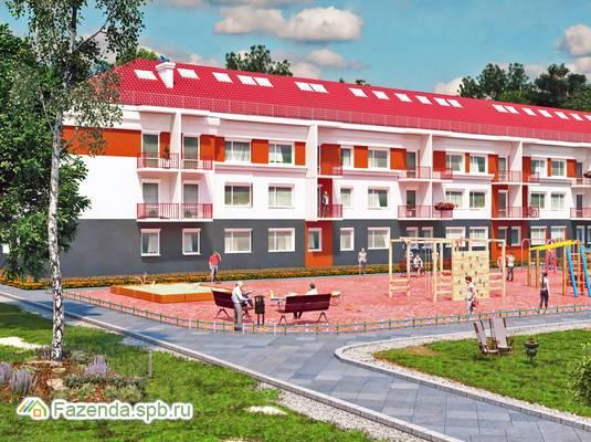 Малоэтажный жилой комплекс Тихий город, Всеволожский район.