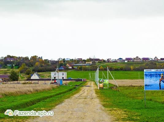 Коттеджный поселок  Аннинская слобода, Ломоносовский район.