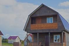 Коттеджный поселок Ежевичное от компании Luonto