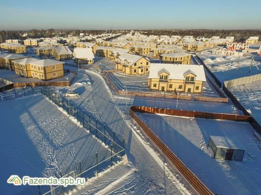 Коттеджный поселок  Вартемяги парк 2, Всеволожский район.