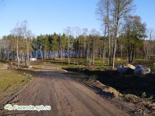 Коттеджный поселок  Дольское, Приозерский район.