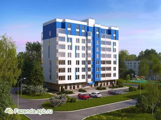 Жилой комплекс Брусничный 3, Всеволожский район. Актуальное фото.
