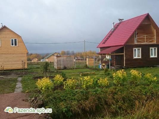 Коттеджный поселок  Симагинские Просторы, Выборгский район.