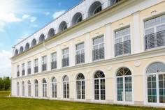 Рядом с Северный Версаль расположен Малоэтажный жилой комплекс Лахтинский Пассаж