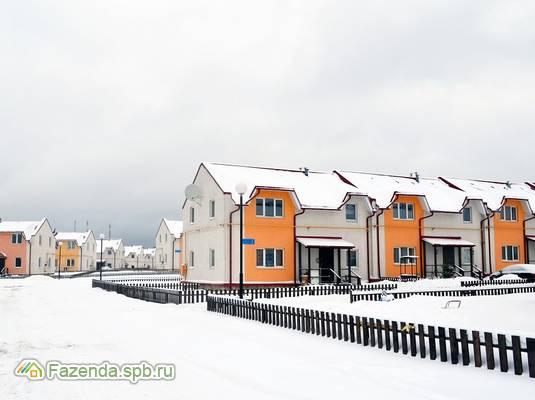Малоэтажный жилой комплекс Кивеннапа-Север, Выборгский район.