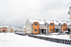 Рядом с Ольшаники расположен Малоэтажный жилой комплекс Кивеннапа-Север