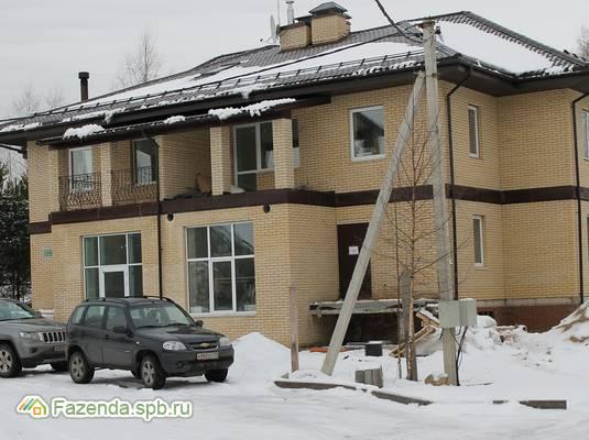 Малоэтажный жилой комплекс Дупельхаусы «Юкки» , Всеволожский район.