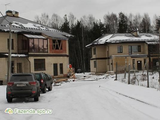 Малоэтажный жилой комплекс Дупельхаусы «Юкки» , Всеволожский район. Актуальное фото.