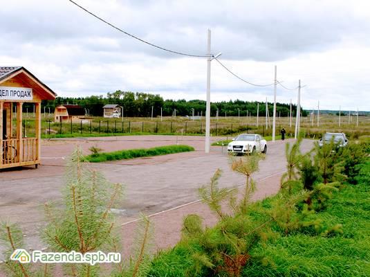 Коттеджный поселок  Поляны, Ломоносовский район.