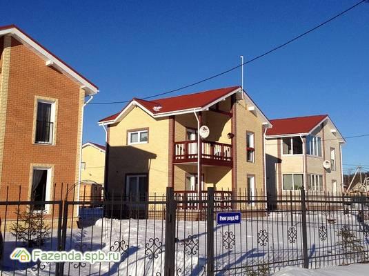 Коттеджный поселок  Новое Сойкино — Американский квартал, Ломоносовский район.