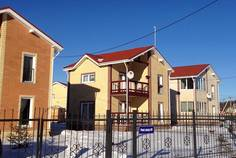 Коттеджный поселок Новое Сойкино — Американский квартал от компании НС Девелопмент ООО