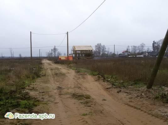 Коттеджный поселок  Трудовик, Ломоносовский район.