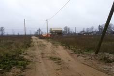 Рядом с Глуховское Раздолье расположен Коттеджный поселок  Трудовик