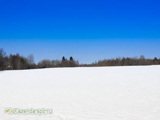 Коттеджный поселок  Красная Поляна, Приозерский район.
