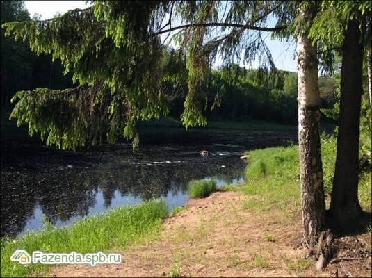 Коттеджный поселок  Усадьба, Волховский район.
