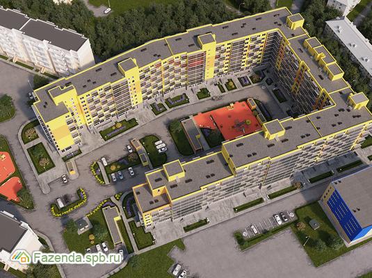 Жилой комплекс Добрыня, Пушкинский район.