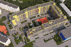 Рядом с Северная Славянка расположен Жилой комплекс Добрыня