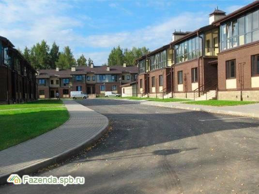 Малоэтажный жилой комплекс Aurinko Бор, Всеволожский район.