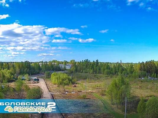 Коттеджный поселок  Лемболовские Просторы 2, Всеволожский район.