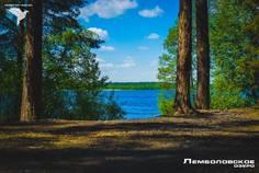 Рядом с Стеклянный ручей расположен Коттеджный поселок  Лемболовские Просторы 2