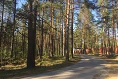 Рядом с Vaskela расположен Коттеджный поселок  Эко-Парк Лемболово
