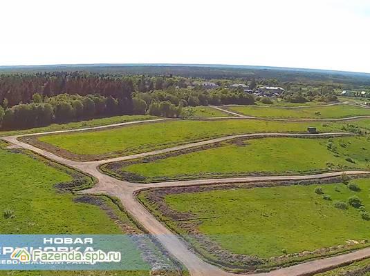 Коттеджный поселок  Новая Екатериновка, Всеволожский район.