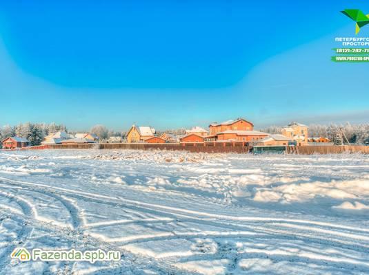 Коттеджный поселок  Новые Мендсары, Всеволожский район.
