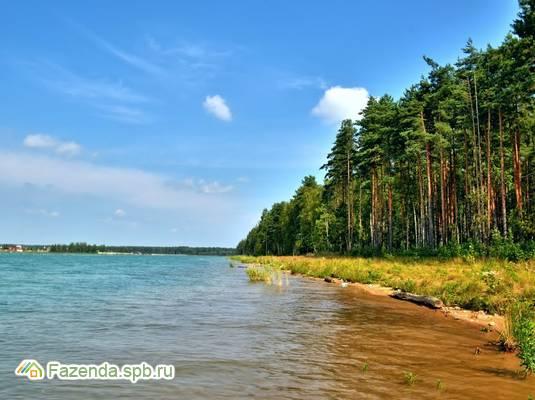 Коттеджный поселок  Родные Пенаты, Всеволожский район.