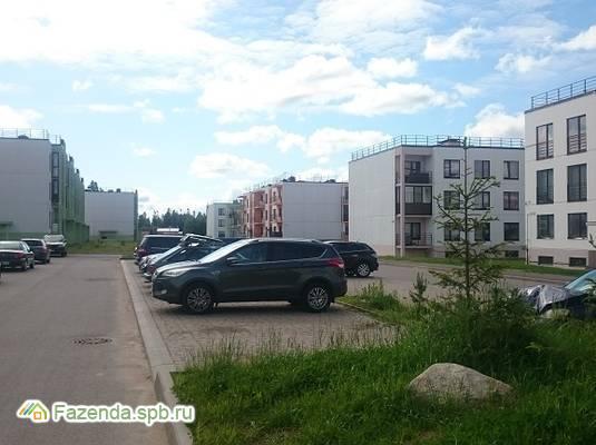 Малоэтажный жилой комплекс Шуваловский Парк, Всеволожский район.